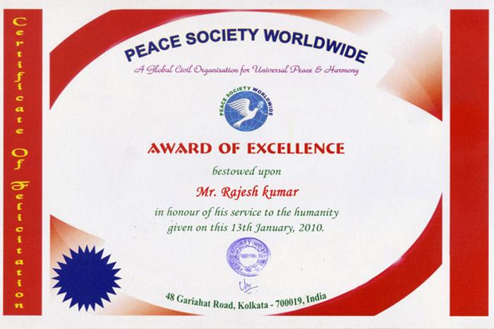 Astrology Certificate RKShastri